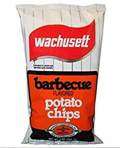 Wachusett Potato Chips Barbecue (5 oz bag)