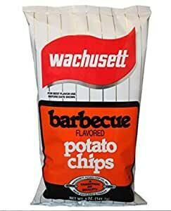 Wachusett Potato Chips Barbecue (5 oz bag)