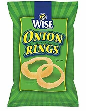 Wise Onion Rings (5 oz bag)