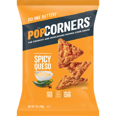 Popcorners Spicy Queso (7 oz)