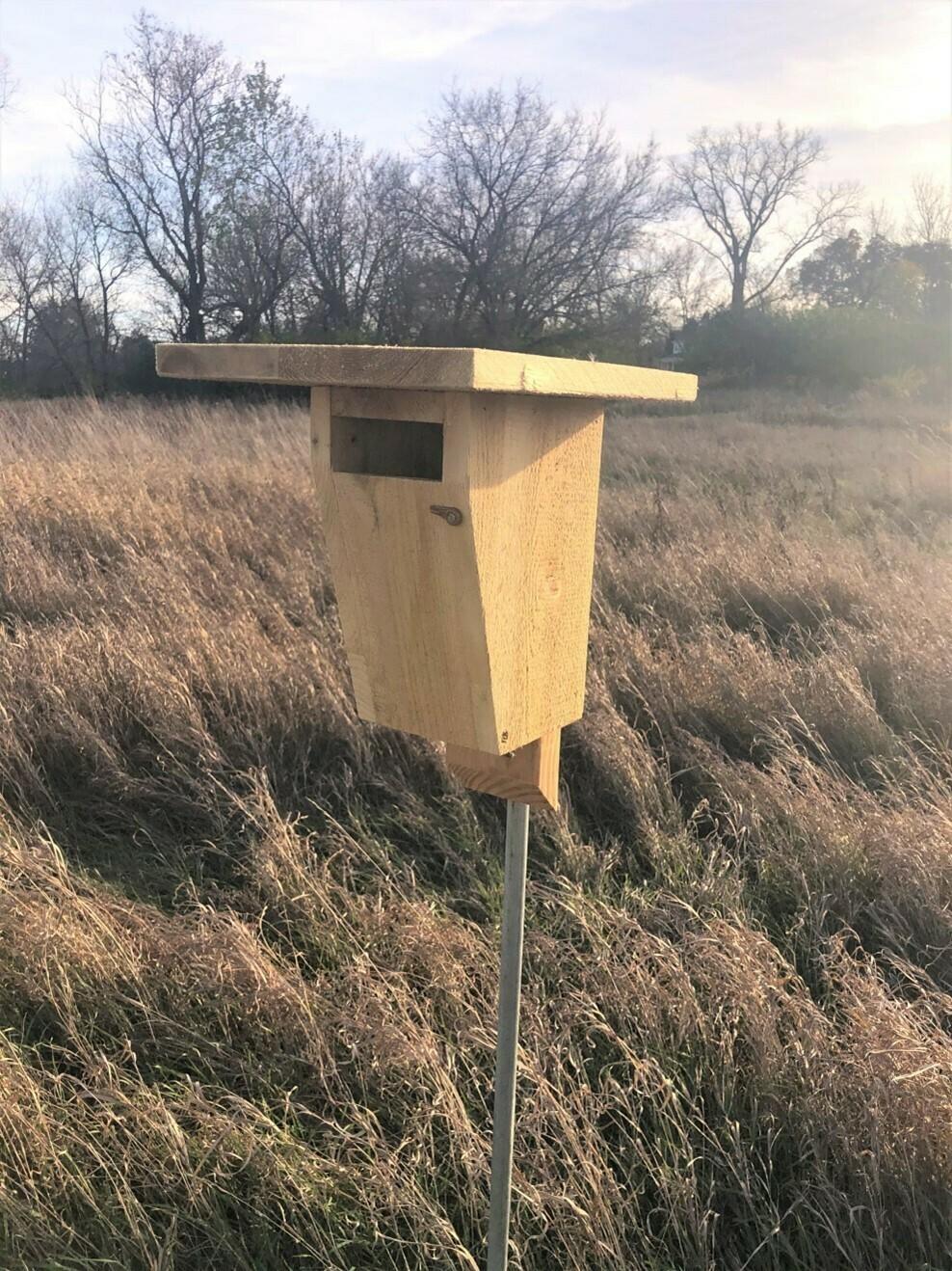 Troyer Slot Box for Bluebirds Non-member's Price