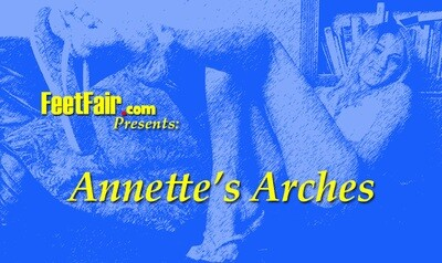 ​Annette's Arches (V)