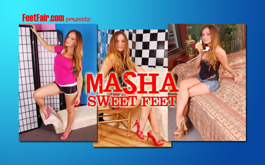 Sweet Feet (V)