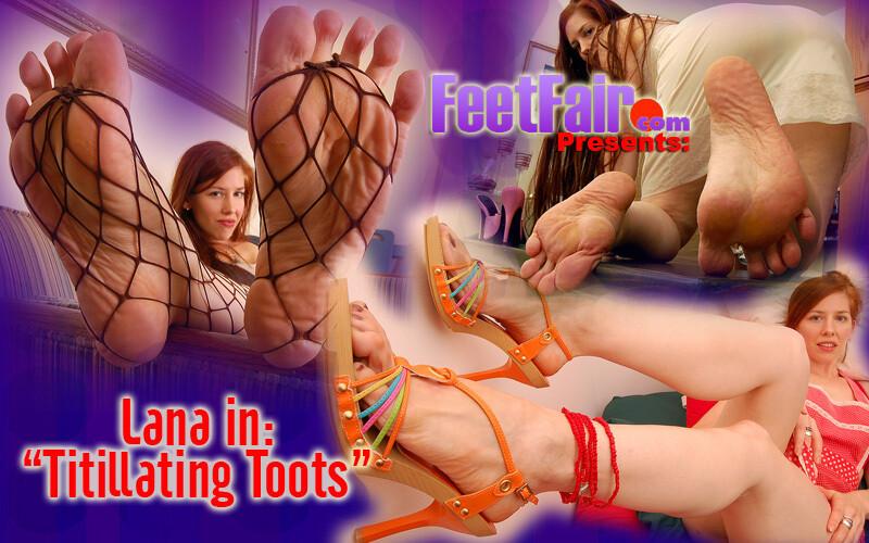 Titillating Toots (V)