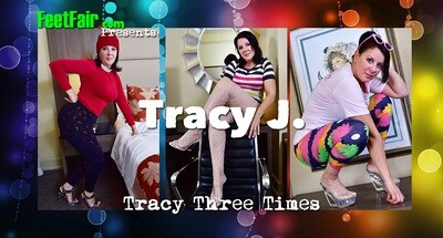 Tracy Three Times (V)