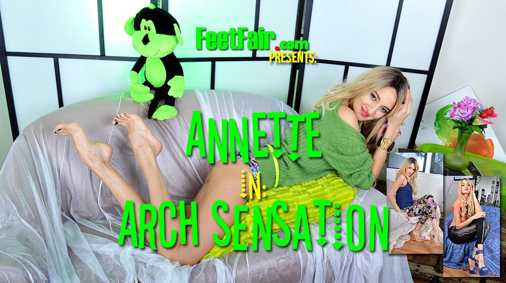 Arch Sensation (V)