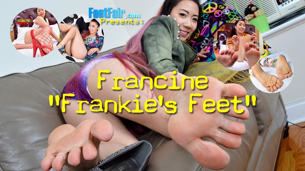 Frankie's Feet (V)