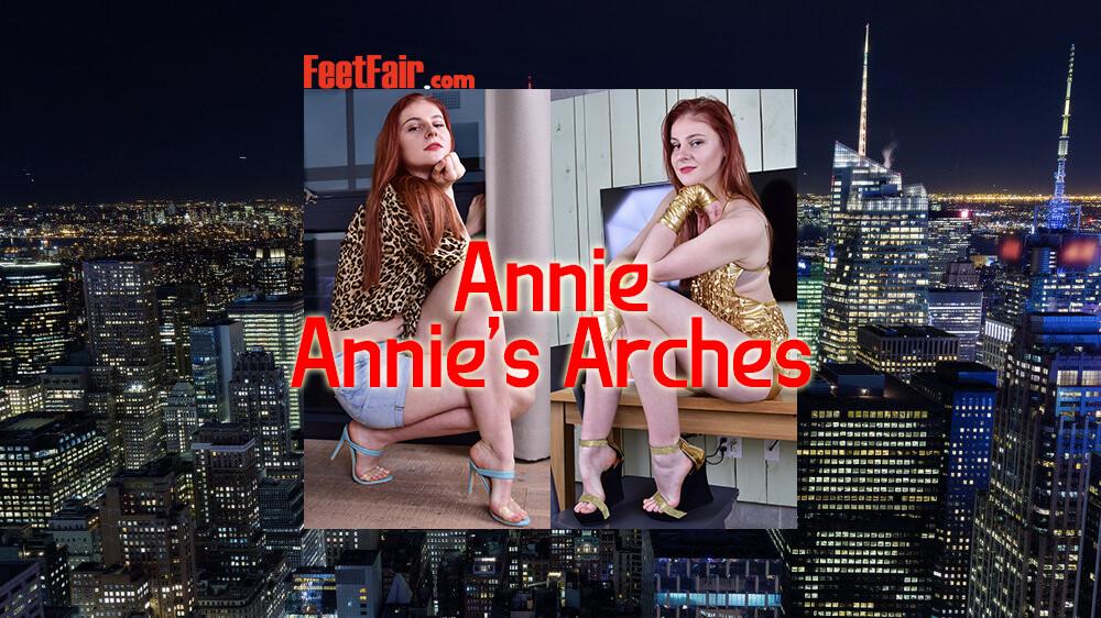 Annie's Arches (V)
