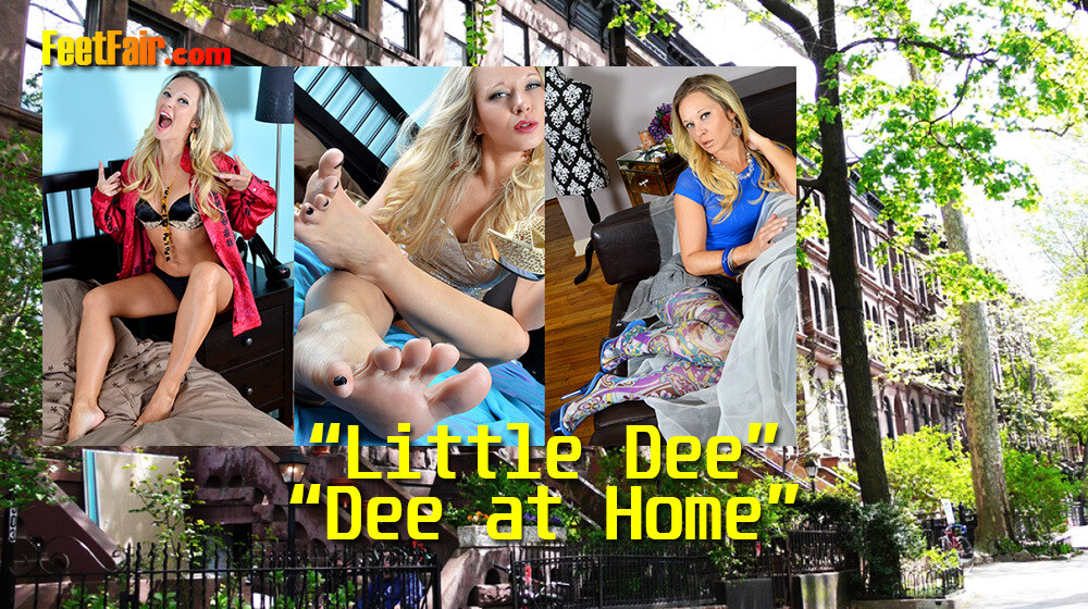 Dee at Home (V)