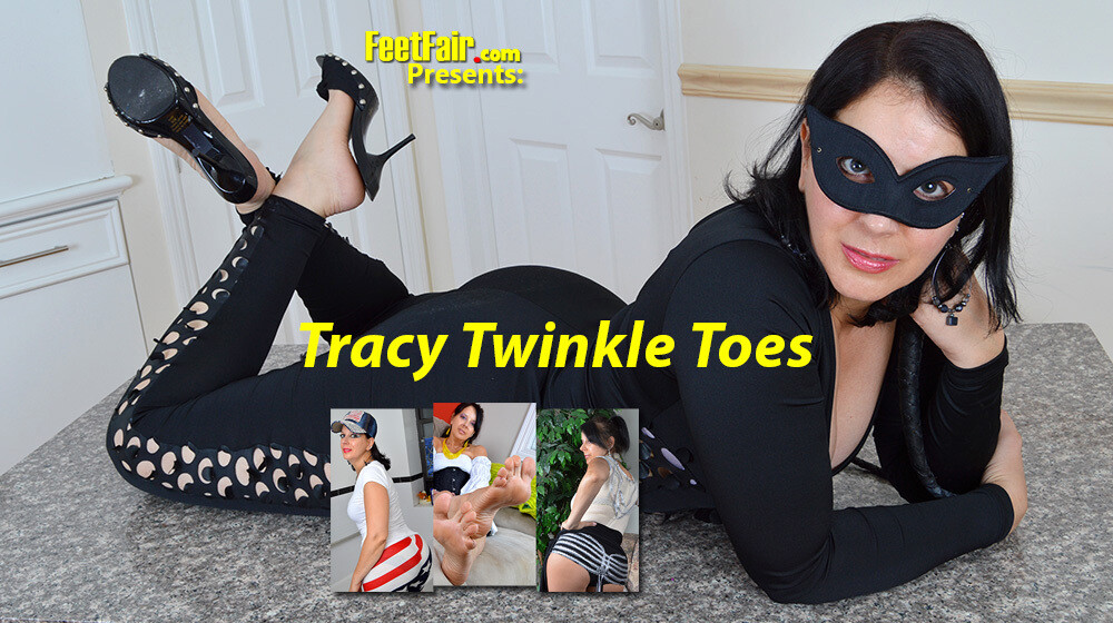 Tracy Twinkle Toes (V)
