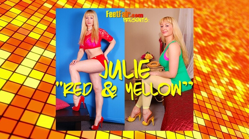 Red & Yellow (V)