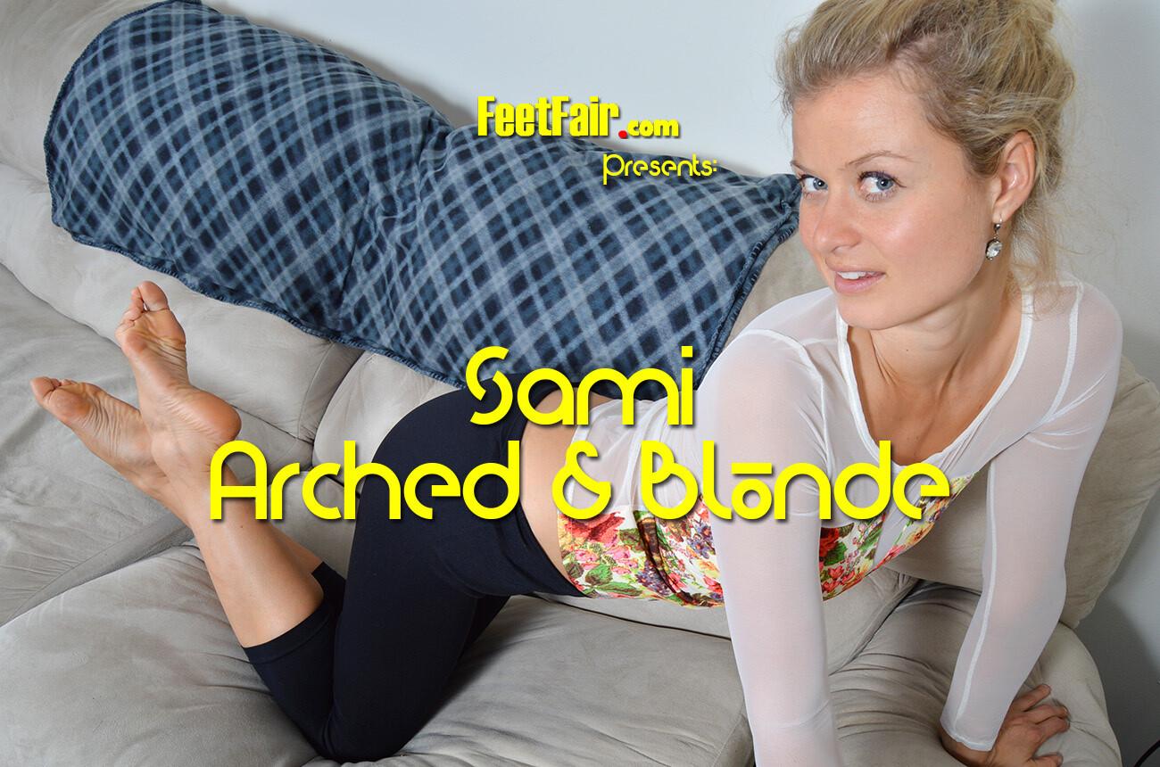 Arched & Blonde (V)