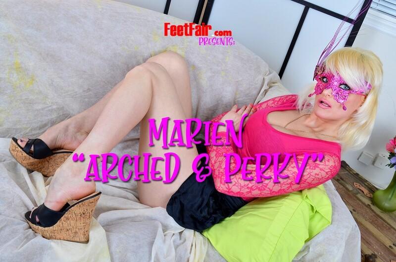 Arched & Perky (V)