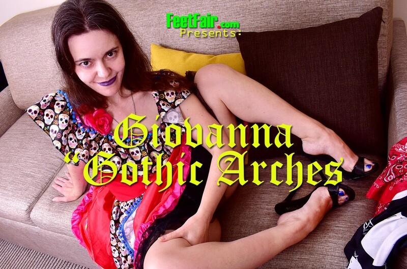 Gothic Arches (V4K)