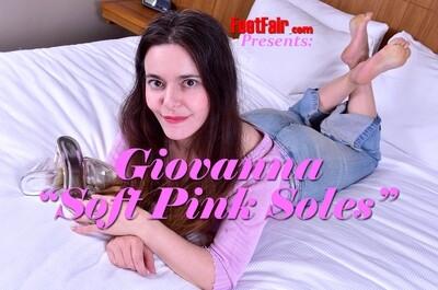 Soft Pink Soles (V4K)