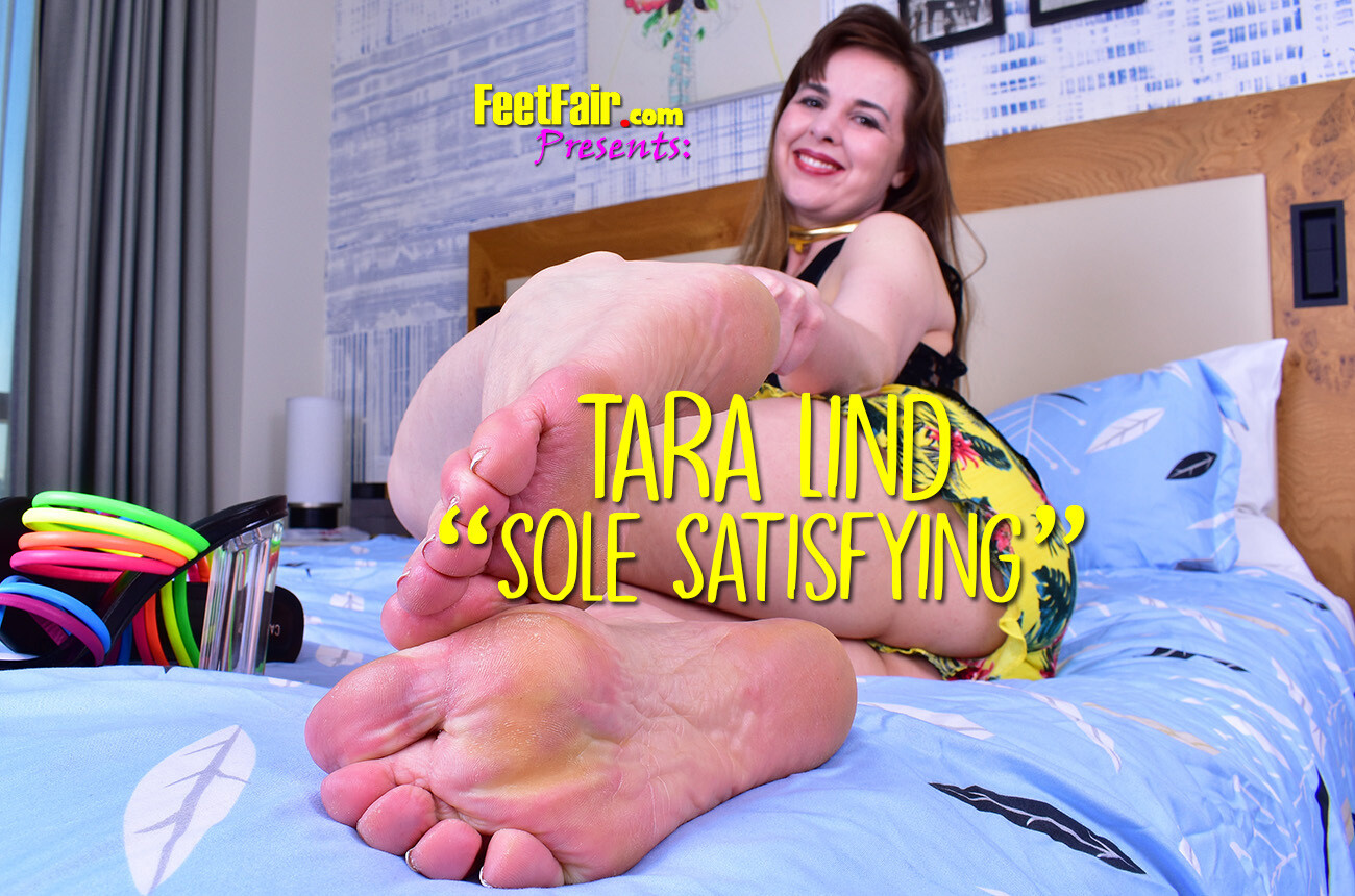 Sole Satisfying (V4K)