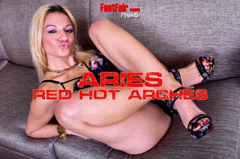 Red Hot Soles (V4K)