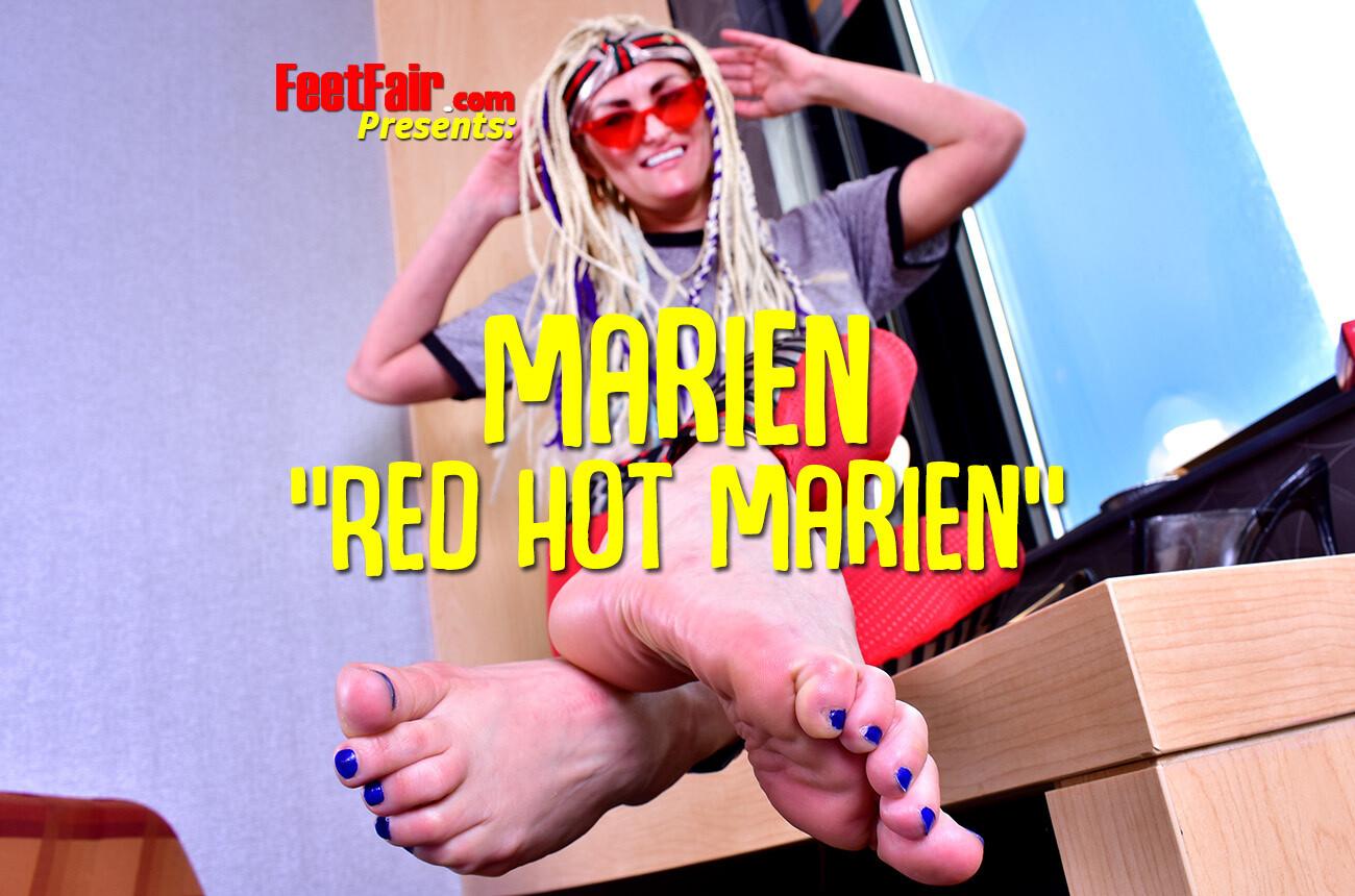 Red Hot Marien (V4K)