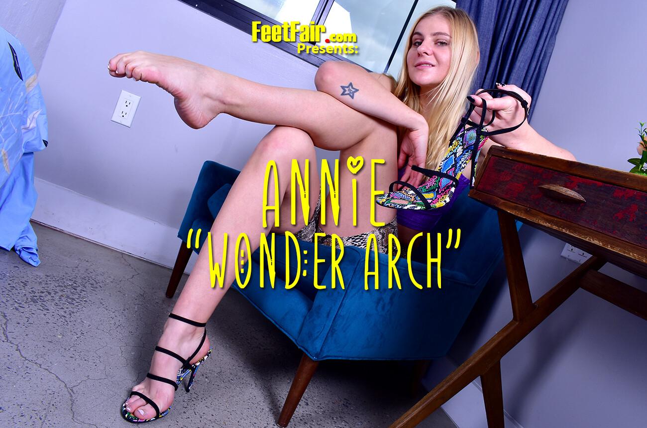 Wonder Arch (V4K)