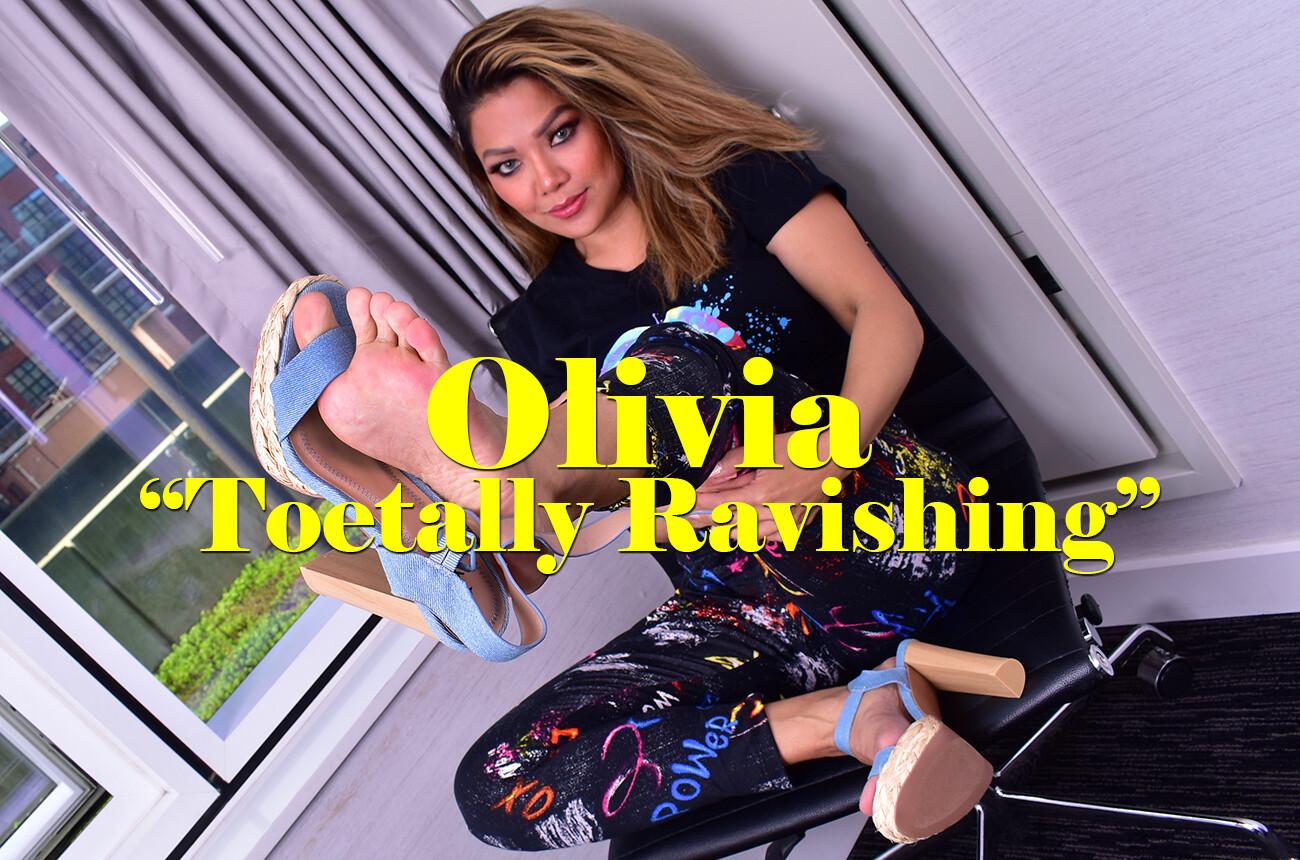 Toetally Ravishing (V4K)