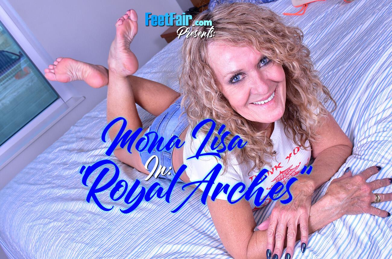 Royal Arches (V4K)