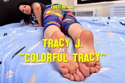 Colorful Tracy (V)