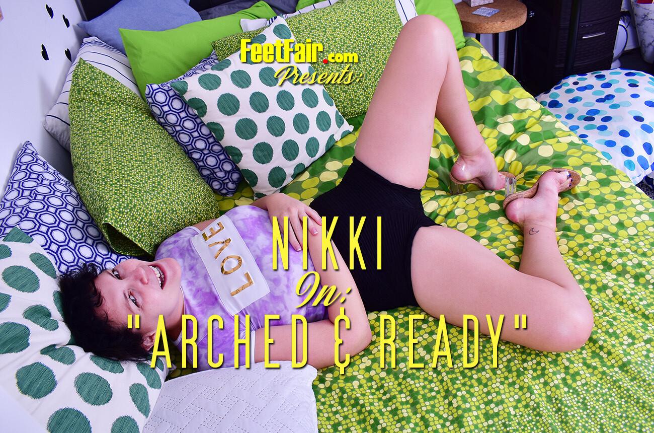 Arched & Ready (V4K)