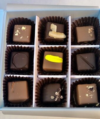 Ministry of Chocolate Range