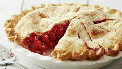Butter Crust Bakery Cherry Pie