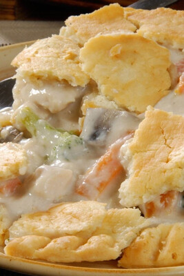 Miller Family Orchard Pot Pie -Beef Vegetable