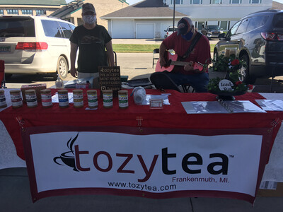 Tozy Tea - Loose Leaf