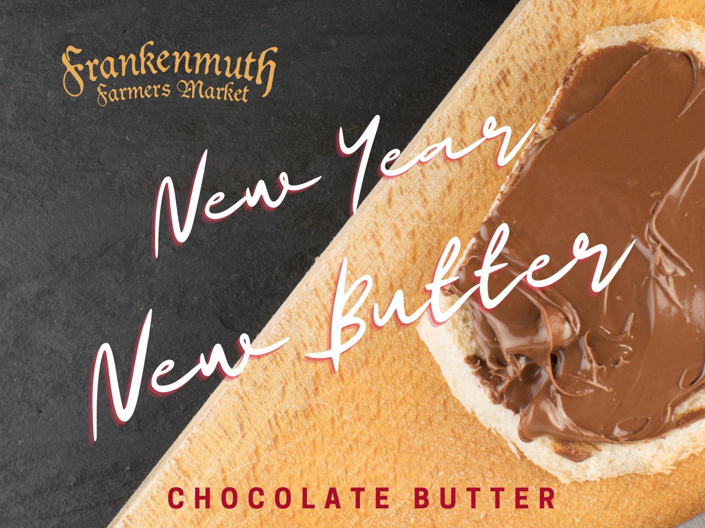 Market Made Chocolate Butter