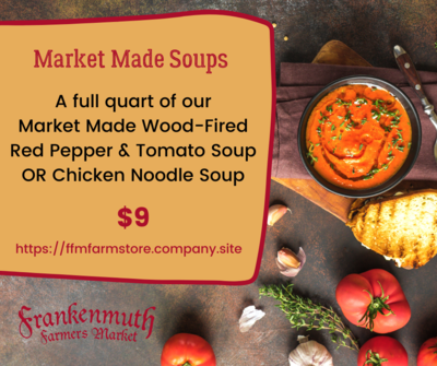 Market Made Soup Quarts