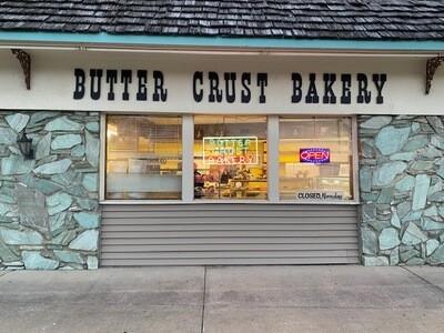 Butter Crust Burger Buns