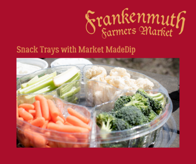 Market Made Snack Trays