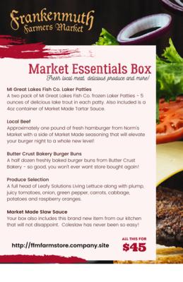 Market Essentials Box