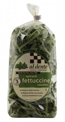 Al Dente - Spinach Fettuccine
