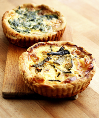 Miller Family Orchard Western Quiche