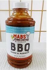 Mabs' BBQ Sauce & Marinade