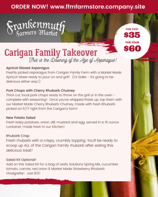 The Carigan Family Takeover Box