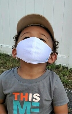 Buy 10, Get 3 FREE  -  Kids Most Favorite M😷sks - Kids love,  Moms🙂 approved - Liquid Repellent Double Antimicrobial Layers  Reusable Kids Mask