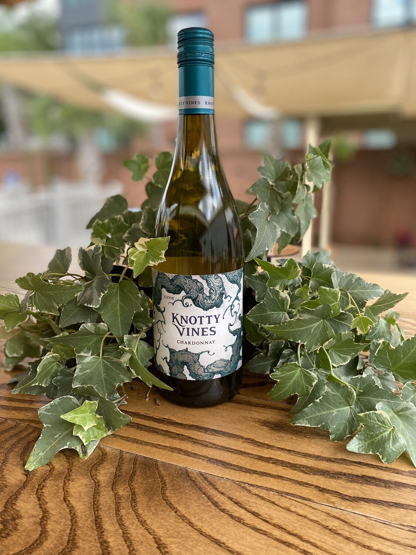 Knotty Vines Chard