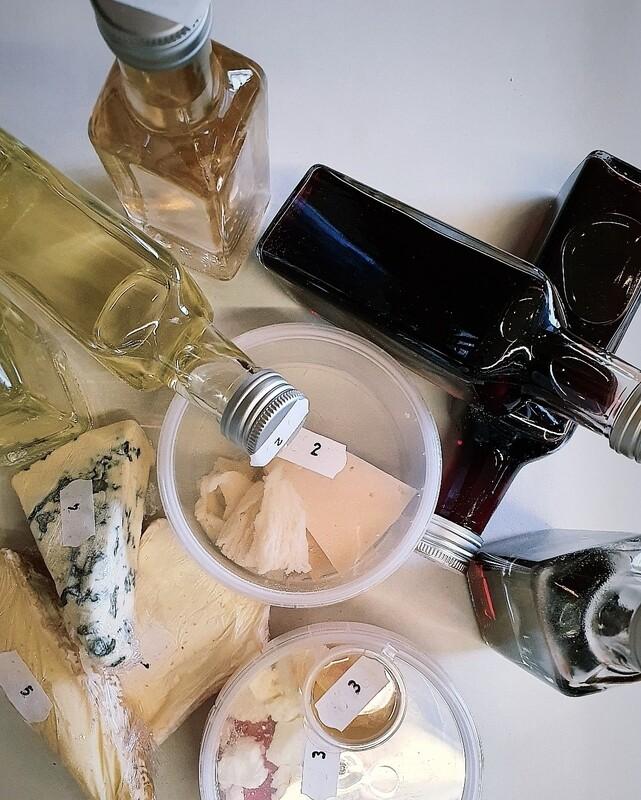 Cheese Up Your Wine! - Fris & Fruitig - 26 & 27 maart