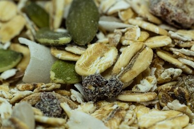 Goodness Raw Muesli