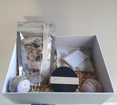 Deluxe Bath Box