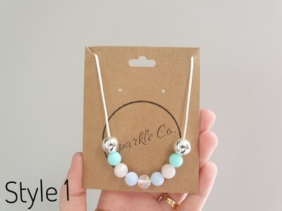 Silicone Necklaces - Childrens