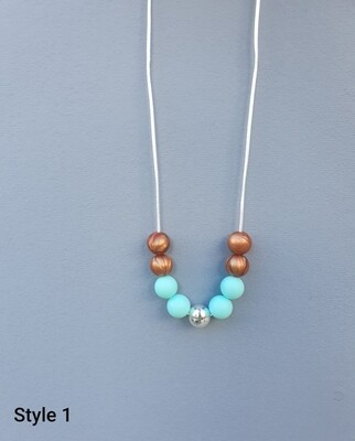 Silicone Necklaces - Youth