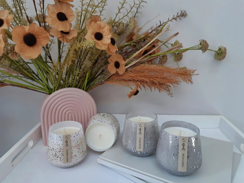 LOVE jar candles