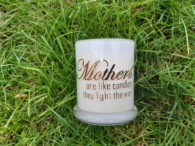 Mothers Day Candle
