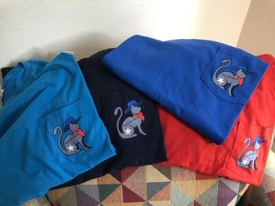 Pocket Logo T shirts